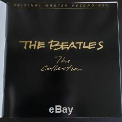 The Beatles The Collection Audiophile MFSL Original Master 14 LP Box Near Mint