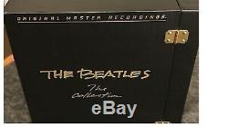 The Beatles The Collection MFSL Original Master Recordings 14 Record Box Set