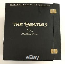 The Beatles The Collection Original Master Recordings 14 Record Box Set