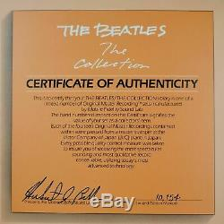 The Beatles The Collection box set by Mobile Fidelity Sound Labs NEVER PLAYED