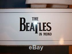 The Beatles in MONO collection box NEW 2014
