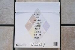 The Dear Hunter The Color Spectrum Complete Collection Vinyl Set, 1st Gen Used