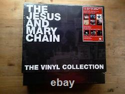 The Jesus & Mary Chain Vinyl Collection SEALED 11 x Vinyl Record Box Set 2013