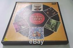 The Rolling Stones Collection Box Set BRAZIL 6 LP- stoned 12 X 5 sticky fingers