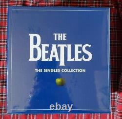 The Singles Collection 23x7 45 by The Beatles vinyl box set 2019 sealed new