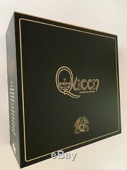 The Studio Collection by Queen(180g LTD Colored Vinyl 18LPs), 2019, Hollywood