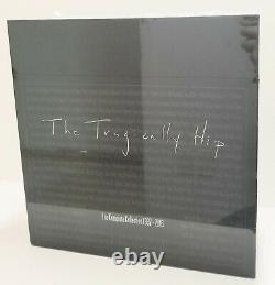 The Tragically Hip Complete Collection (1987-2016) Vinyl Box Set Sealed