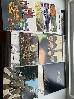 The beatles collection blue box