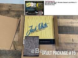 Third Man Records Vault Packages Collection (28 Vault Packages) Jack White #1