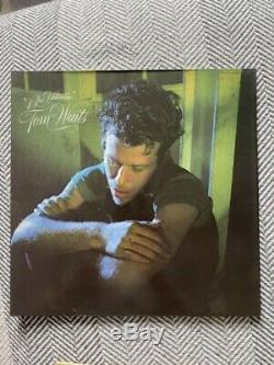 Tom Waits Collection of 7 Vinyl Records Rare items in Near Mint Condition