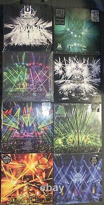 Umphreys McGee Hall Of Fame Collection Vinyl LP 2010-2017 And Rare Picture Disc